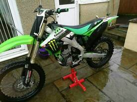 Stunning kxf 250 2010 sold sorry