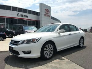 2014 Honda Accord Sedan EX-L/LEATHER ROOF