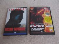 Mission Impossible/Mission Impossible II £2
