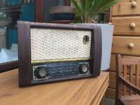 Oldschool WEGA radio
