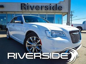 2016 Chrysler 300 C Sedan w/ Heated Leather Seats!