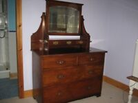 Victorian/Edwardian chest of drawers