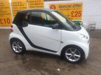 Smart fort two model , 799cc dci. Low miles