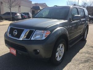 2008 Nissan Pathfinder SE/FORMER US VEHICLE