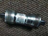 SHIMANO BB-UN55 BOTTOM BRACKET BRITISH THREAD 68 - 115 MM