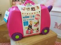 Trixie Trunki Ride on suitcase
