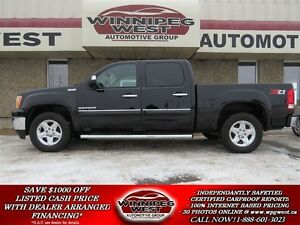 2010 GMC Sierra 1500 SLT **ALL TERRAIN**4X4, VERY LOW KMS, 1-OWN