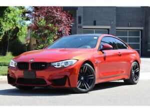 2016 BMW M4 M4 Coupé*Awesome*F82 Body*Twin Turbo*SMG*FRESH