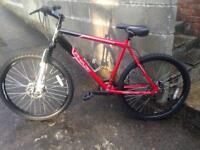 "Apollo Phaze men's bike 20"" frame"