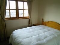 Quality Double Room - lovely views - excellent area - £97 week