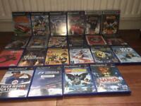 PlayStation 2 Game Bundle