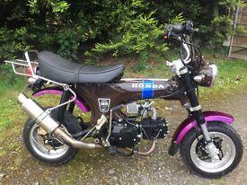 125cc Monkey Bike