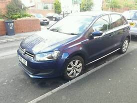VW Polo diesel 1.6 Match edition with heated seats, auto lights etc PX Golf Corsa Astra Skoda seat