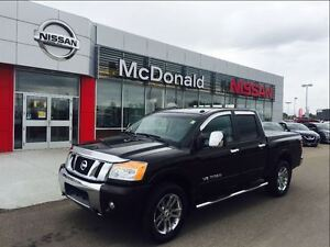 2015 Nissan Titan SL Leather-Nav-One Owner