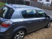 Vauxhall Astra 1.6 2007 low mileage