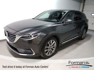 2017 Mazda CX-9 Signature Manager special   Save Htd Leather Pwr
