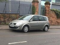 2007 Renault Grand Scenic 1.6 7 Seater, Good Service History, Full MOT, Must See!