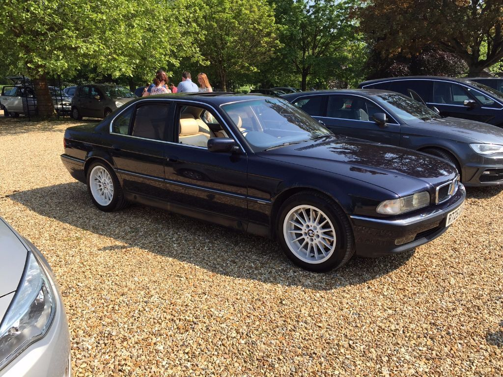 bmw 7 series e38 individual 4 4 v8 engine in harrow london gumtree. Black Bedroom Furniture Sets. Home Design Ideas