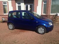 Excellent condition Fiat Panda Diesel, Low Mikleage, well shod, 8 service stamps, cheap road tax.