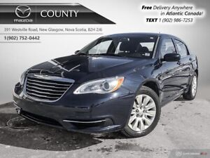 2013 Chrysler 200 $44/WK TAX IN! AUTO! A/C! WINTER AND SUMMER TI
