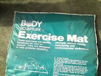 Body Exercise Mat