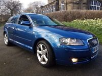 AUDI A3 1.9 TDI SPORT ~ BEST ENGINE, BEST COLOUR!