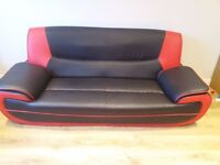 Sofa Set 3+2 , Bed+ Mattress, Wardrobe, Coffee table, Dining Table + 4 Chairs, Chest of Drawers