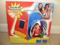 Pop Up UV Protection Tent