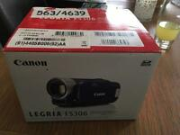 Canon small digital camcorder