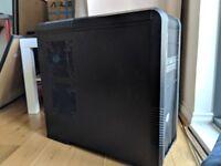 Desktop, Intel i5-2500k 3.3GHz, 8 GB RAM, GTX 560Ti GPU, 1 TB HDD