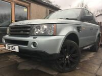 Range Rover sport 2.7 all works no faults anywhere.