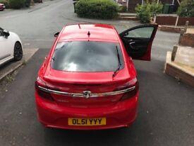 Vauxhall Insigna 2016 VX line