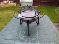 Fire Pit by Anthony Worroll Thomkins