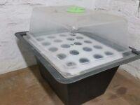 Hydroponic starter tank