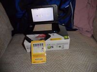 NINTENDO 3DS XL boxed