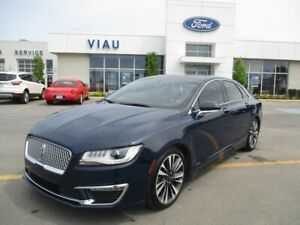 2018 Lincoln MKZ RESERVE AWD AWD RESERVE*2.0T*TECH PACK*GPS*CUIR