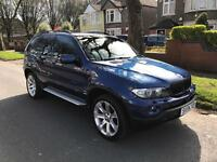 BMW X5 Le Mans exclusive edition, excellent condition inside and out, fsh, every extra, 2 keys