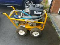 Zeta 2900psi high pressure jetter