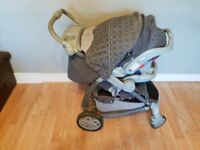 Graco buggy and car seat for sale