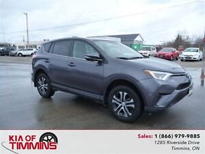 2016 Toyota RAV4 LE AWD Bluetooth