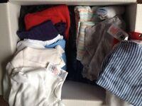 Boys 6-9 mth clothes