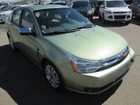 2008 Ford Focus SES 2.0L Front Wheel Drive