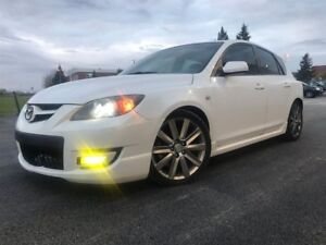 2008 Mazda Mazdaspeed3 MAZDASPEED3 MAN 6 VIT+A/C+GR ELECTRIQUE +