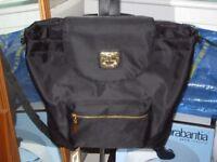 burberry rucksack bags