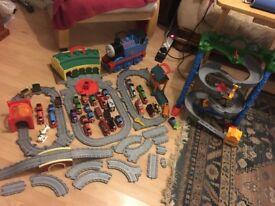 Huge bundle of Thomas the tank engine items