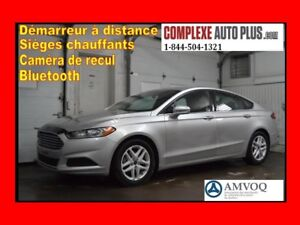 2016 Ford Fusion SE *Mags,Bluetooth,Camera recul,Banc chauffant.