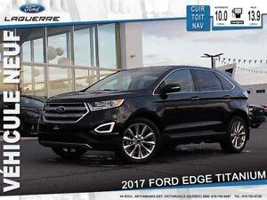 2017 Ford Edge Titanium*119$/Semaine*