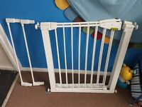2 Baby Gates plus extensions ☺