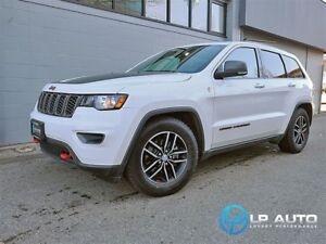 2017 Jeep Grand Cherokee Trailhawk! Only 11500kms! Loaded!