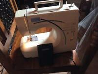 COOPER ELECTRIC SEWING MACHINE